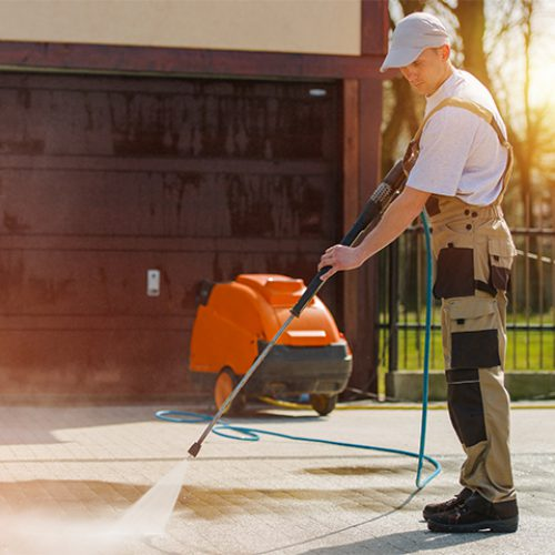 High Pressure Cleaning/Outdoor Pavers
